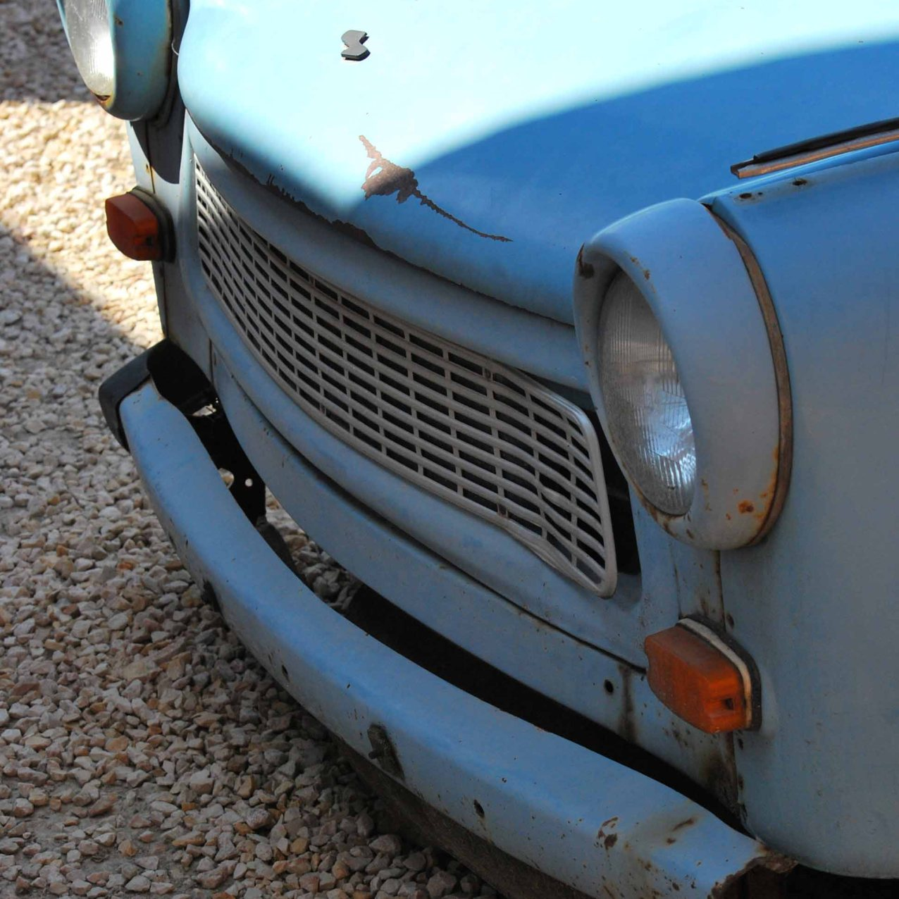 Take some time and explore the East-German Trabant.