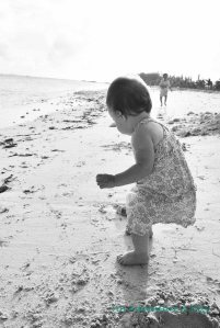 Sand, Sun, and Saltwater - for kids there is no better combination.