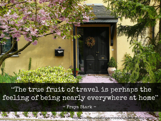 fruit of travel