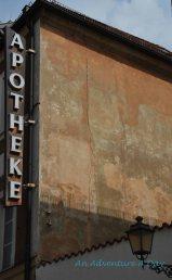 Apotheke in Amberg, Germany