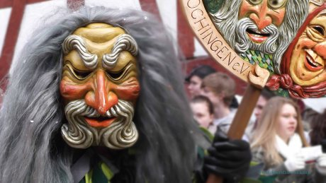 The masks are fabulous. Each mask is one of a kind. Some are made by the club members, others are carved by artisans.