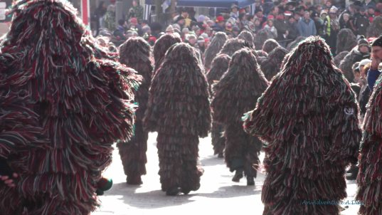 Nothing beats a Fasching Parade.