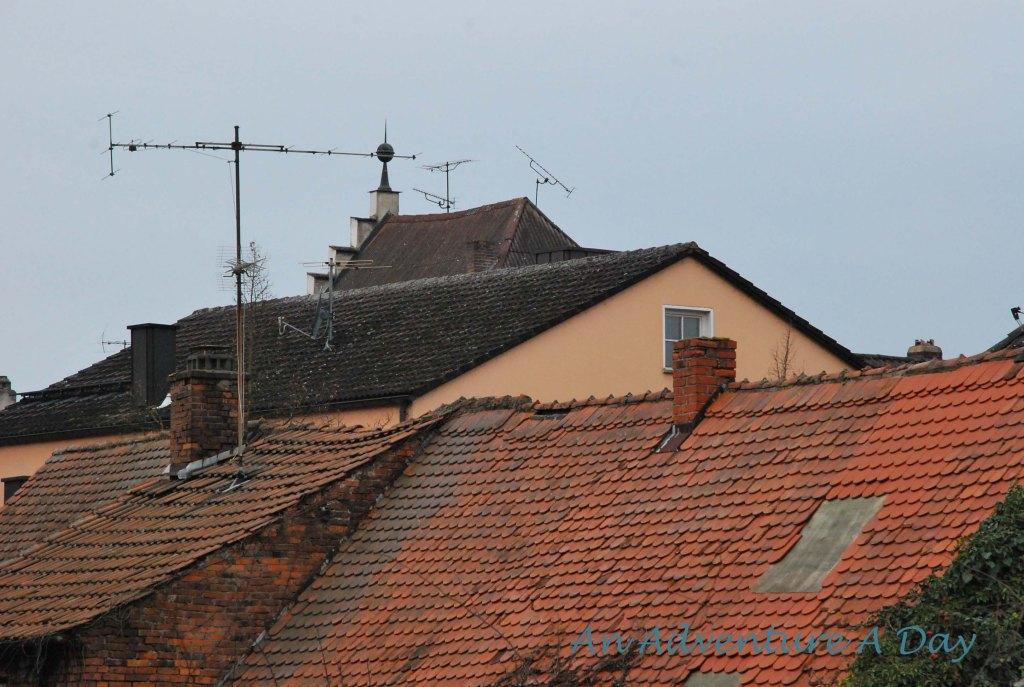 German Rooftops