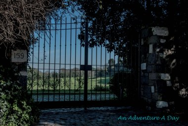 Private estate on the Appia Antica