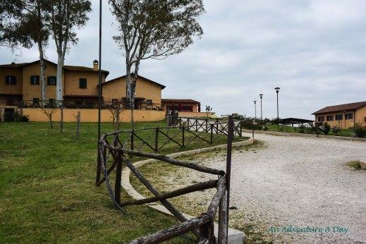 The Agritourismo