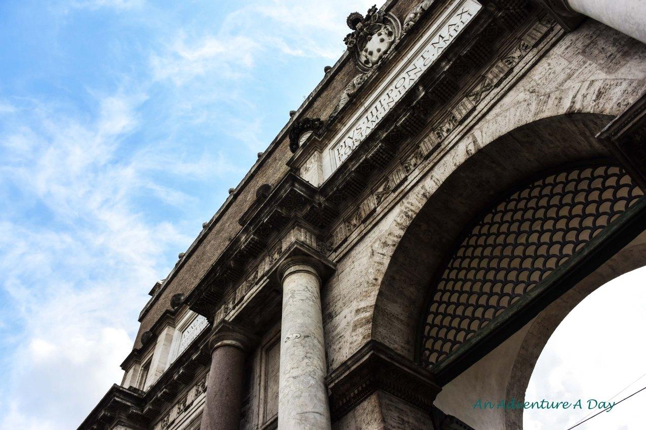 Porto Piazza del Popolo