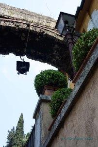 Restaurant along the Tevere