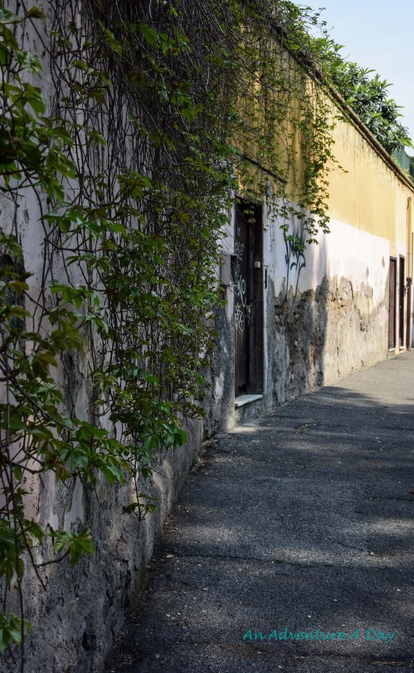 streets of the aventine